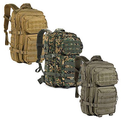 Red Rock Outdoor Gear Large Assault Backpack
