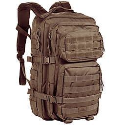 Red Rock Outdoor Gear Large Assault Backpack in Dark Earth Brown