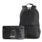 Tucano Compatto Foldable Backpack in Black