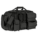 Red Rock Outdoor Gear Operations Duffle Bag in Black