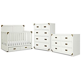 Bertini® Wyatt Nursery Furniture Collection in Classic White