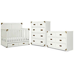 Bertini® Wyatt Nursery Furniture Collection in Classic White