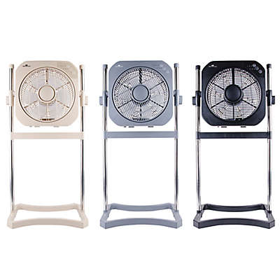 Air Innovations 12-Inch Swirl Cool 2-In-1 Fan