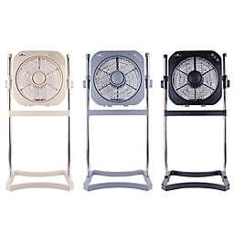 Air Innovations 12-Inch Swirl Cool 2-In-1 Fan