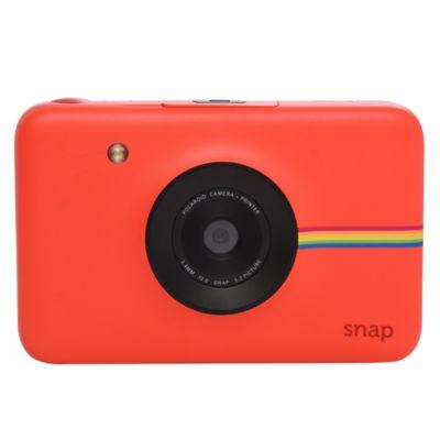 Polaroid Snap Instant Digital Camera in Red
