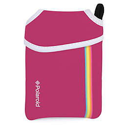 Polaroid Neoprene Pouch for Zip Mobile Printer in Pink