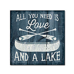 Up North I Canvas Wall Art