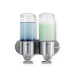 simplehuman® Double Wall-Mount Pumps