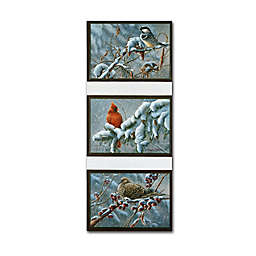 Wanda Mumm 'Winter Friends' Canvas Wall Art