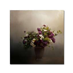 """Jai Johnson's """"Garden Treasures"""" Canvas Wall Art"""