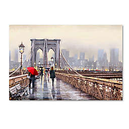 The Macneil Studio Brooklyn Bridge Canvas Wall Art