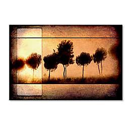 LightBoxJournal Love of Trees I Canvas Wall Art