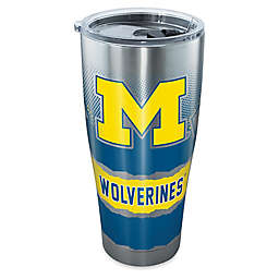 Tervis® University of Michigan Knockout Stainless Steel Tumbler with Lid