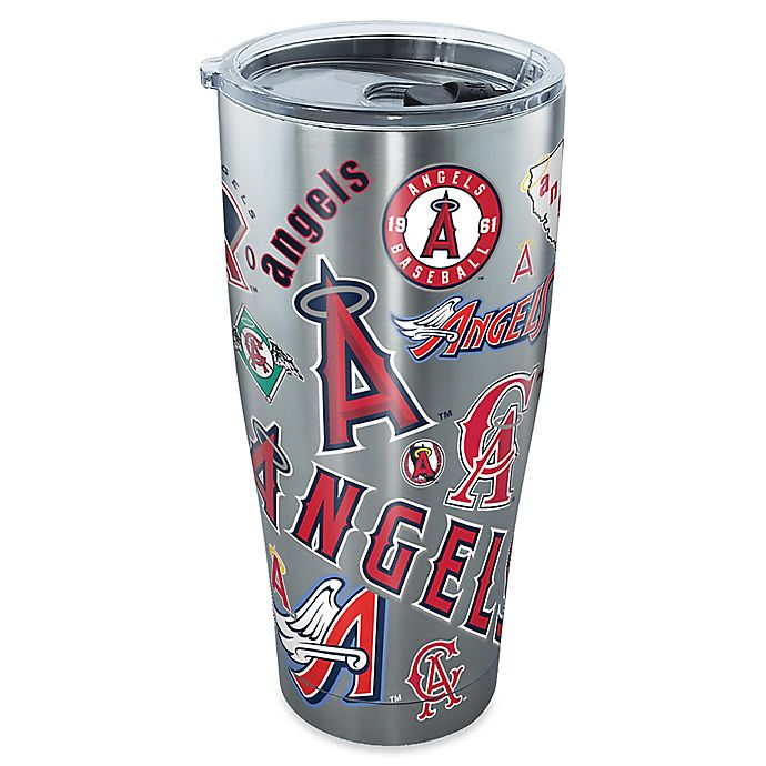 67b6cc41351 Tervis® MLB Los Angeles Angels All Overr 30 oz. Stainless Steel Tumbler  with Lid
