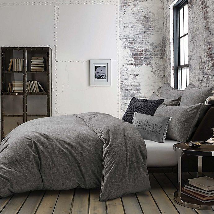 Alternate image 1 for Kenneth Cole Mineral Yarn-Dyed Comforter Set