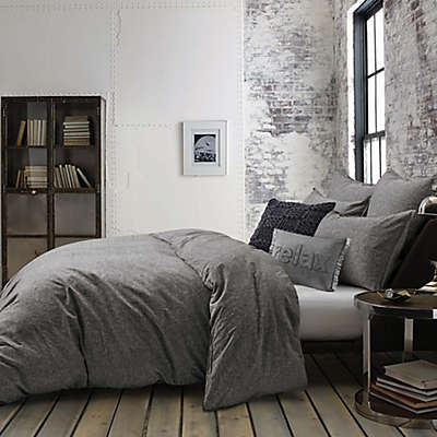 Kenneth Cole Mineral Yarn-Dyed Comforter Set