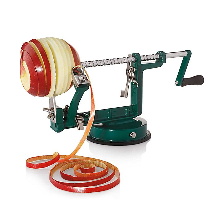 Alternate image 1 for Apple Peeler with Vacuum Base