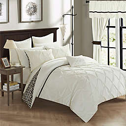 Chic Home Fortville Reversible Comforter Set