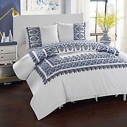 Chic Home Birch Garden Duvet Cover Set