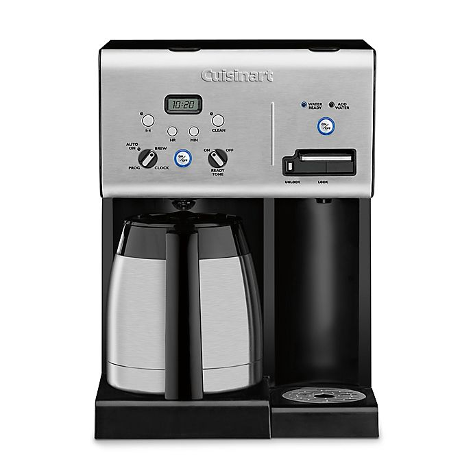 Alternate image 1 for Cuisinart® 10-Cup Coffee Maker with Hot Water System