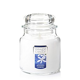 Yankee Candle® Housewarmer® Midnight Jasmine Medium Classic Jar Candle