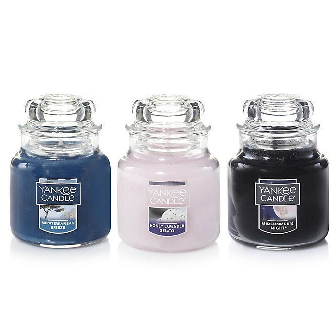 Alternate image 1 for Yankee Candle® Housewarmer® Small Classic Jar Candle Collection