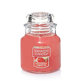 Yankee Candle® Housewarmer® Strawberry Lemon Ice Small Classic Jar Candle