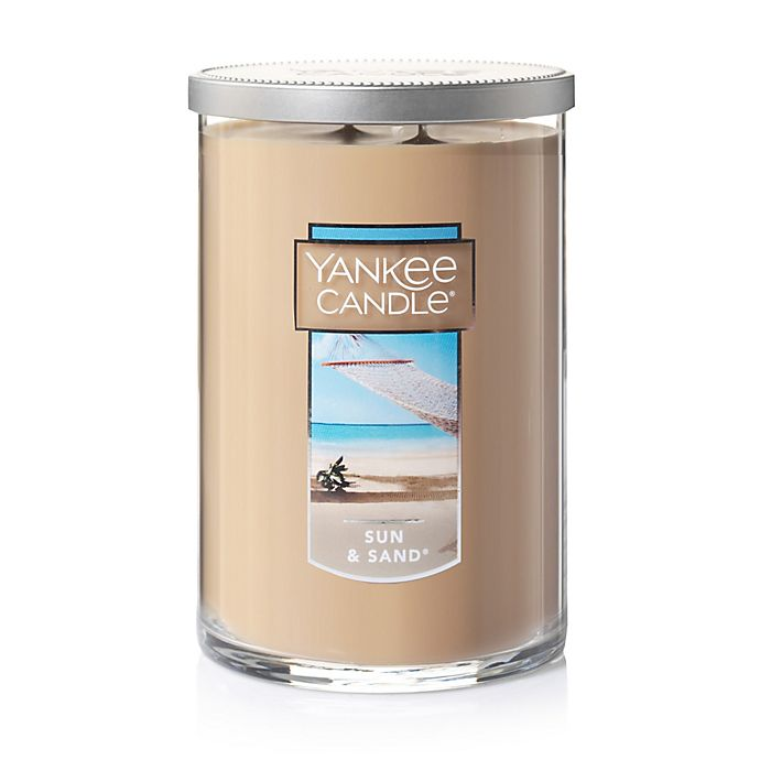 Alternate image 1 for Yankee Candle® Housewarmer® Sun & Sand™ Large 2-Wick Tumbler Candle