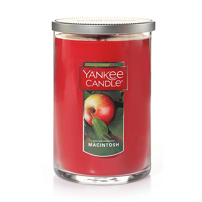 Alternate image 1 for Yankee Candle® Housewarmer® Macintosh Large 2-Wick Tumbler Candle