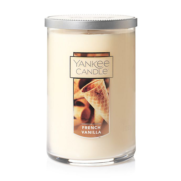 Alternate image 1 for Yankee Candle® Housewarmer® French Vanilla Large 2-Wick Tumbler Candle
