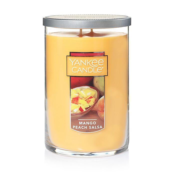 Alternate image 1 for Yankee Candle® Housewarmer® Mango Peach Salsa Large 2-Wick Tumbler Candle