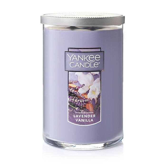 Alternate image 1 for Yankee Candle® Housewarmer® Lavender Vanilla Large 2-Wick Tumbler Candle