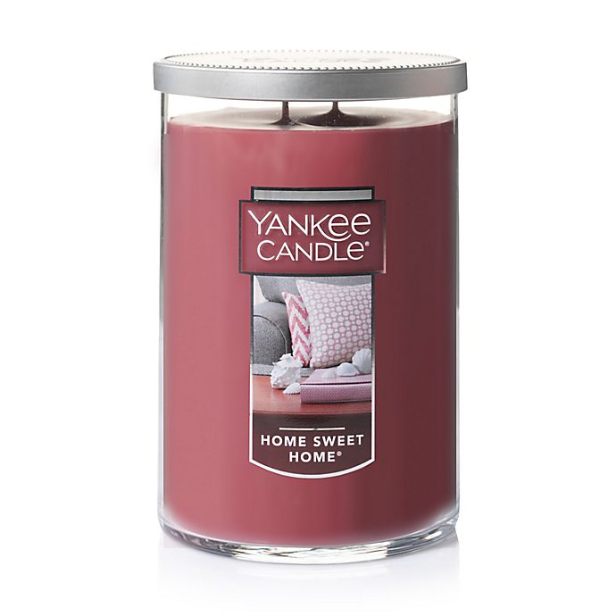 Alternate image 1 for Yankee Candle® Housewarmer® Home Sweet Home® Large 2-Wick Tumbler Candle