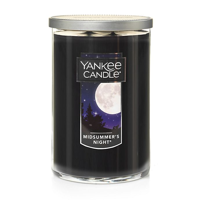 Alternate image 1 for Yankee Candle® Housewarmer® Midsummer's Night® Large 2-Wick Tumbler Candle