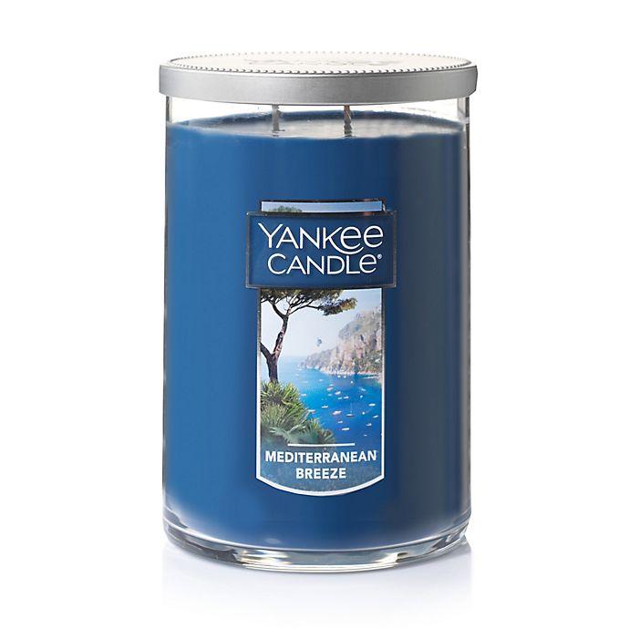Alternate image 1 for Yankee Candle® Housewarmer® Mediterranean Breeze Large 2-Wick Tumbler Candle