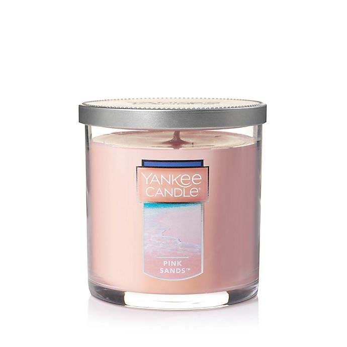 Alternate image 1 for Yankee Candle® Housewarmer® Pink Sands™ Small Tumbler Candle