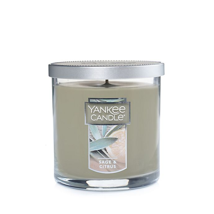 Alternate image 1 for Yankee Candle® Housewarmer® Sage & Citrus Small Tumbler Candle