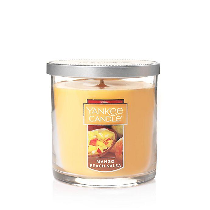 Alternate image 1 for Yankee Candle® Housewarmer® Mango Peach Salsa Small Tumbler Candle