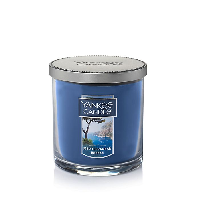 Alternate image 1 for Yankee Candle® Housewarmer® Mediterranean Breeze Small Tumbler Candle