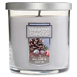 Yankee Candle® Balsam & Clove Scented Candle Collection