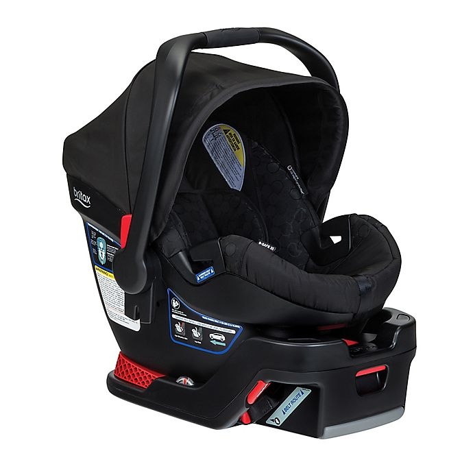 Alternate image 1 for BRITAX B-Safe 35 Infant Car Seat in Black