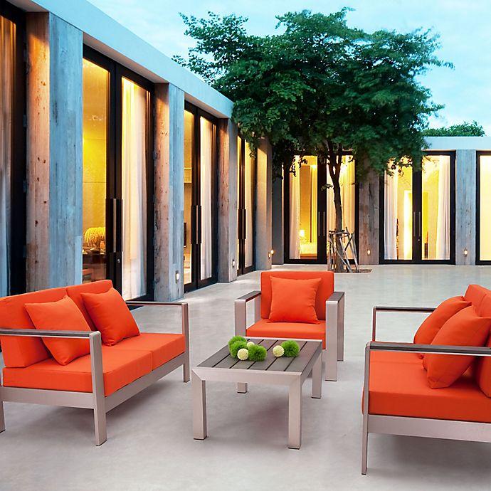 Zuo Cosmopolitan Patio Furniture Collection
