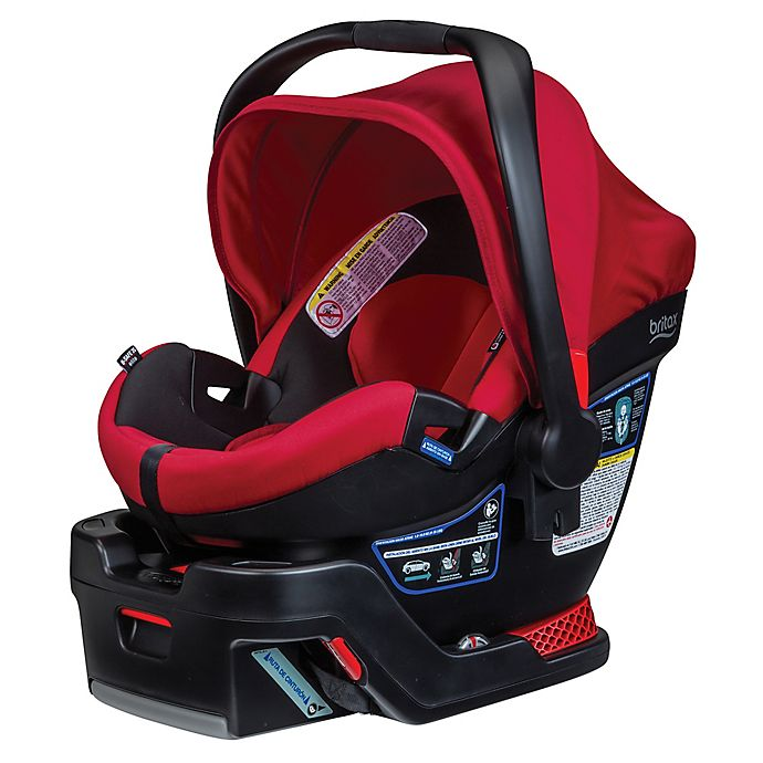 Alternate image 1 for BRITAX B-Safe 35 Elite XE Infant Car Seat in Red Pepper