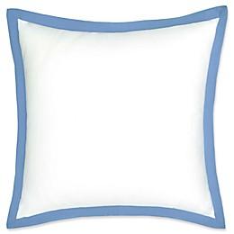 Southern Tide® Long Bay European Pillow Sham in White