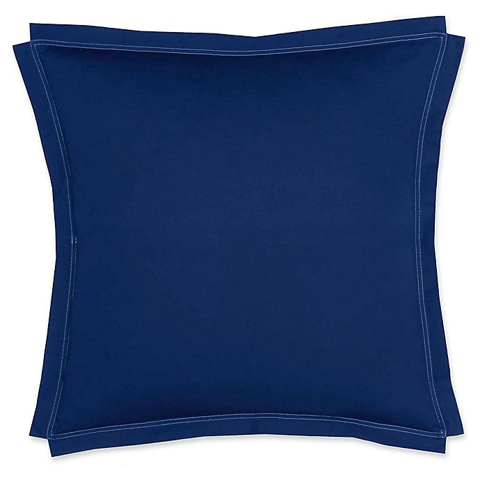 Alternate image 1 for Southern Tide® Sullivan European Pillow Sham in Navy