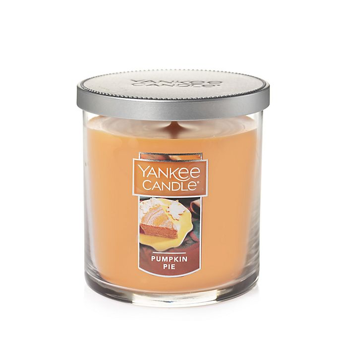Alternate image 1 for Yankee Candle® Housewarmer® Pumpkin Pie Small Tumbler Candle