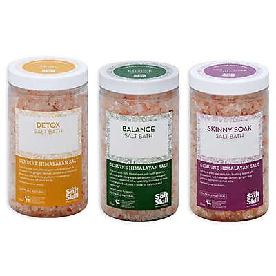 Salt Skill 32 oz. Salt Bath Collection