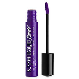 NYX Professional Makeup Liquid Suede™ .13 fl. oz. Cream Lipstick in Amethyst