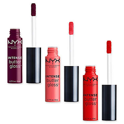 NYX Intense Butter Gloss™ .27 fl. oz. Lip Gloss