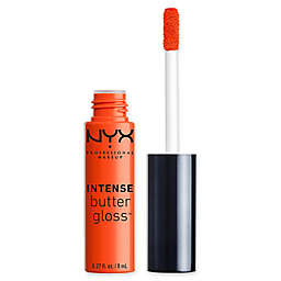 NYX Intense Butter Gloss™ .27 fl. oz. Lip Gloss in Orangesicle